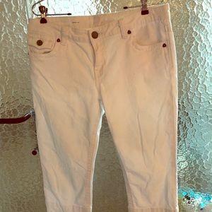 KUT white pants